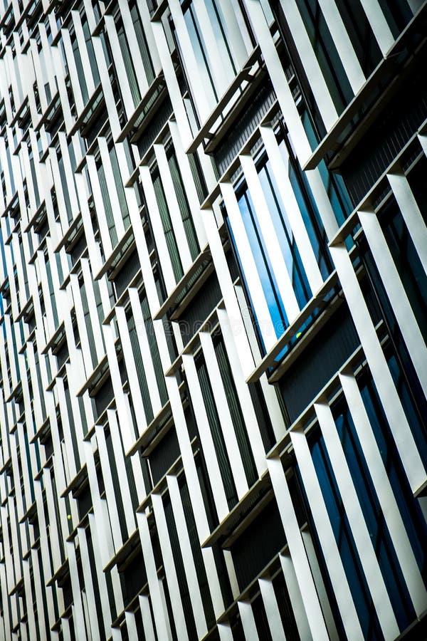 Architekturdetail in London stockfotografie