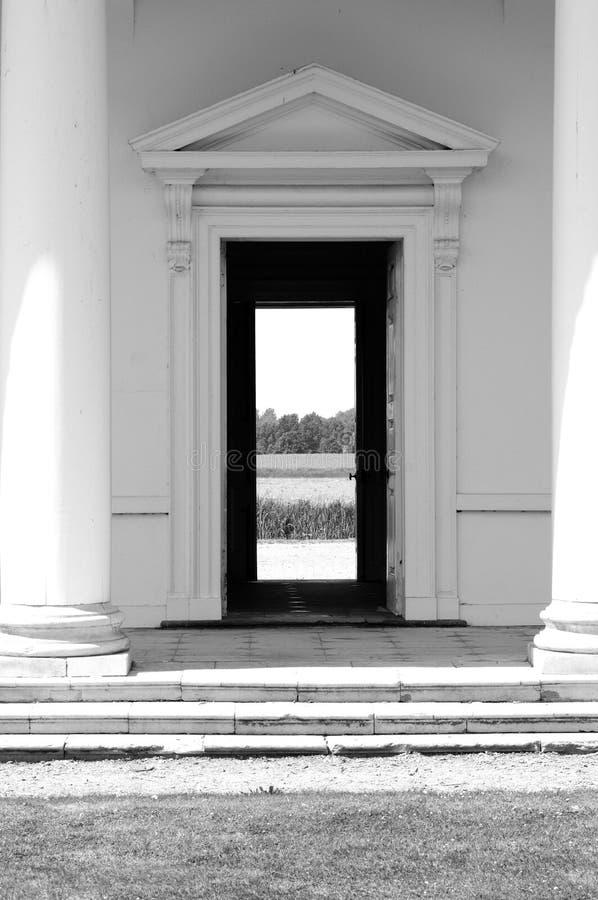 Architekturdetails des Gebäudes lizenzfreies stockfoto