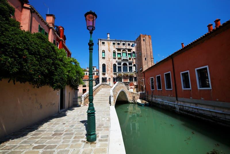 Architektursonderkommando in Venedig lizenzfreie stockbilder
