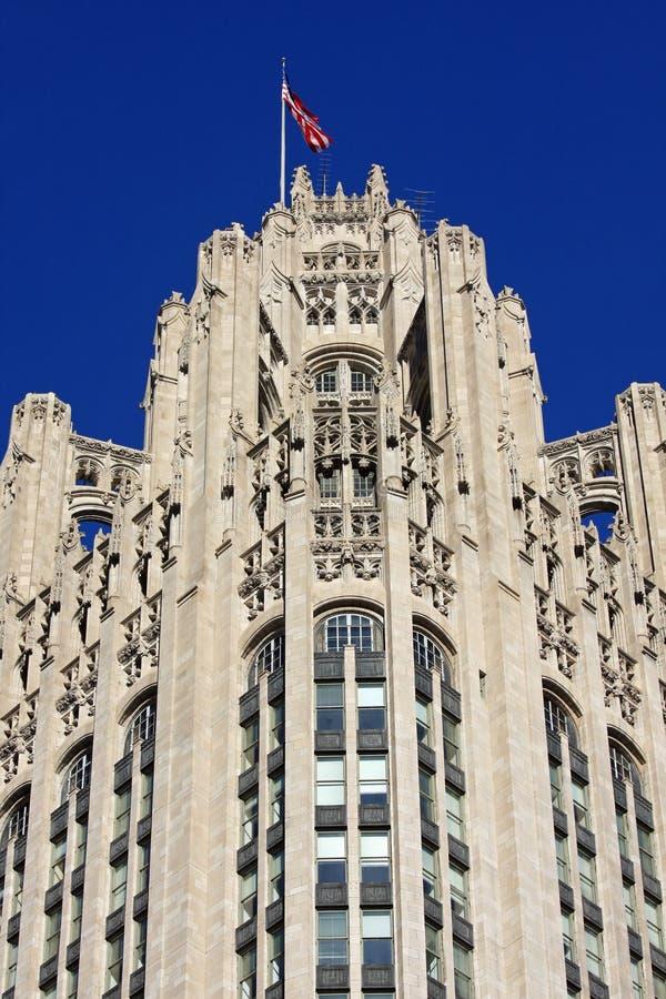 architektury Chicago architekturo neo zdjęcia stock