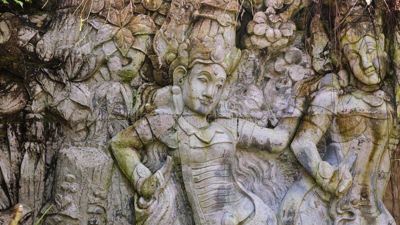 1193 1197 architektury cyzelowania katedralnego demetrius pomnikowych Russia st kamiennych unikalnych vladimir biel zdjęcia stock