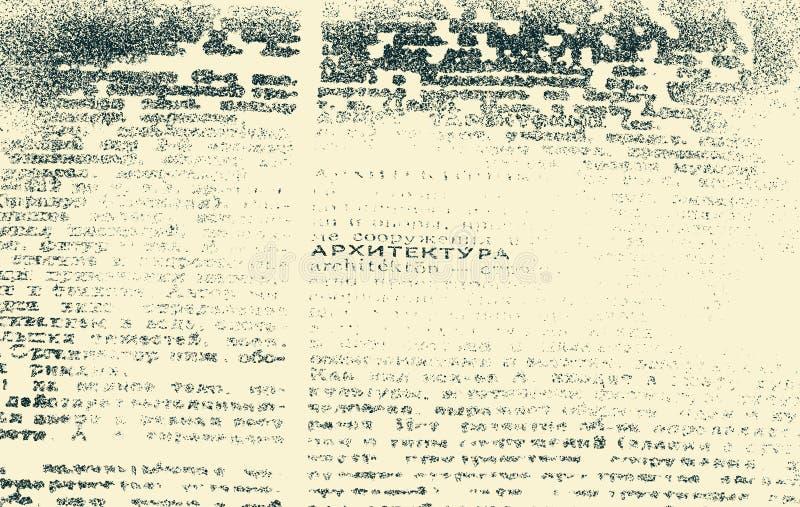 Architektury definici słowa tekst ilustracji