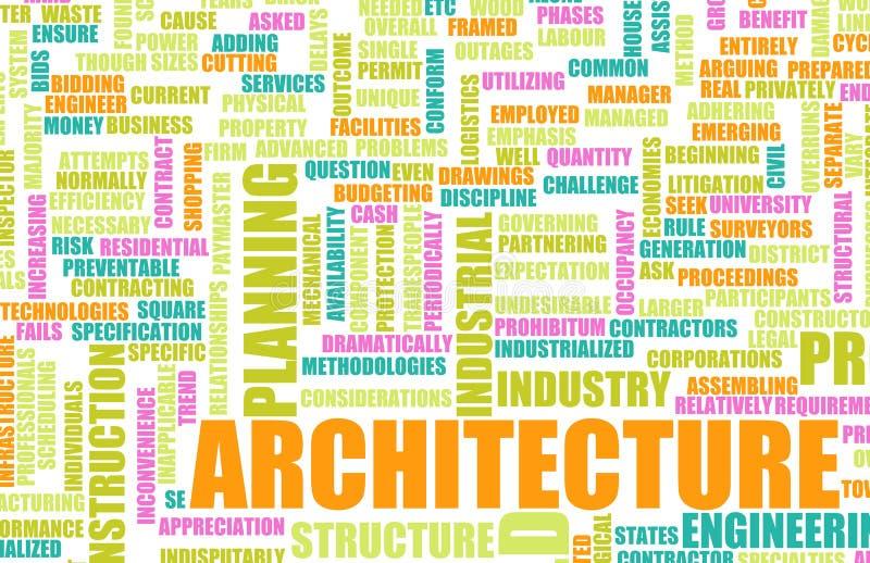 architektury kariera ilustracji