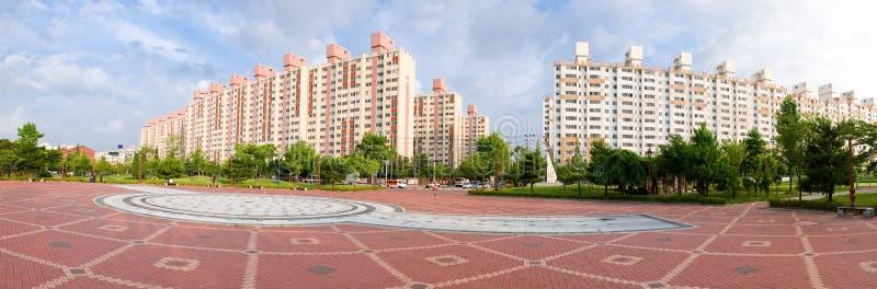 architektury Korea południe zdjęcia royalty free