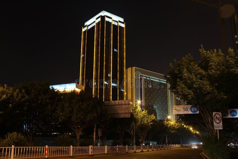 Architektury noc obrazy royalty free