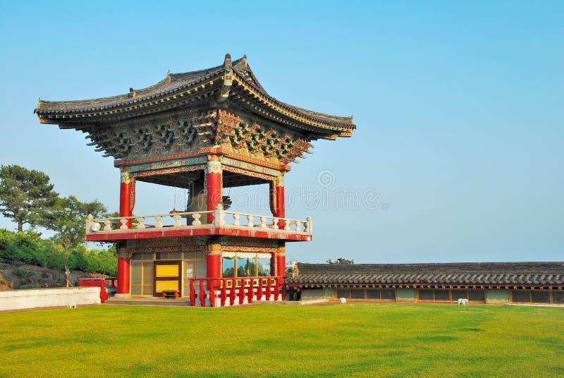 architektury pawilonu świątynia zdjęcie royalty free