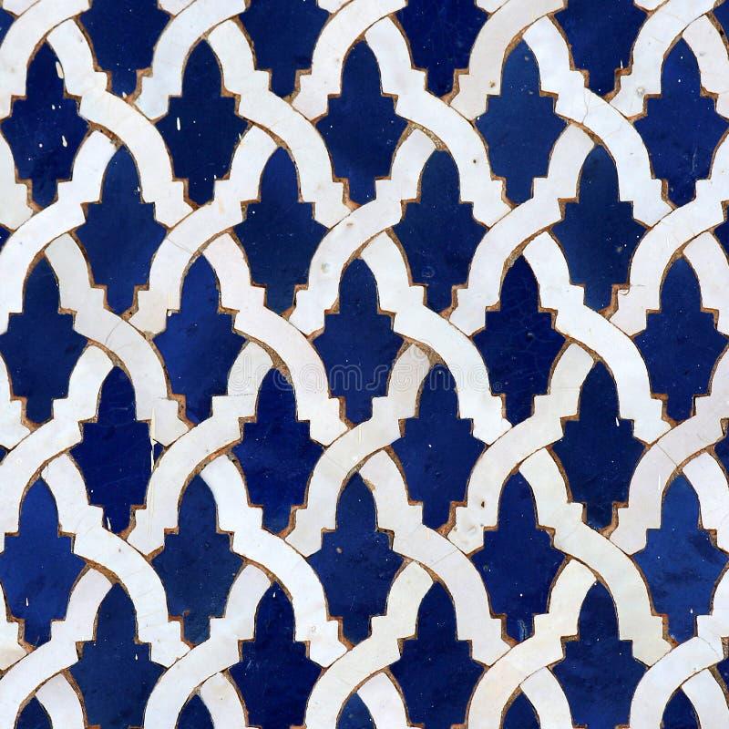 architektury szczegółu moroccan od obrazy royalty free