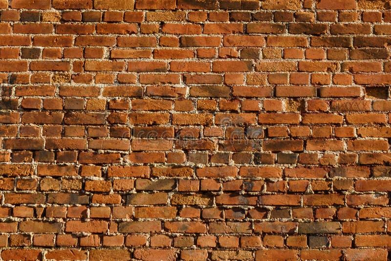 architektury tła ceglanego szczegółu stara czerwona tekstury ściana zdjęcie stock