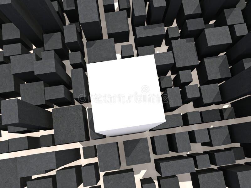 Architekturziel! lizenzfreies stockfoto