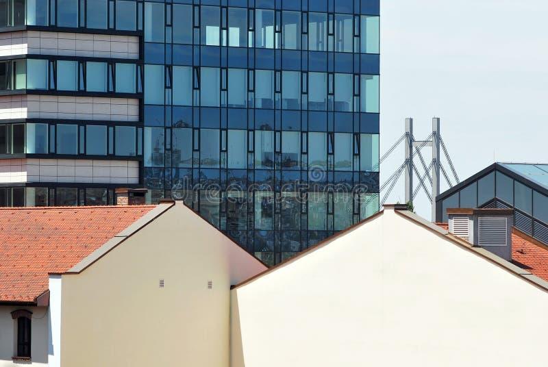 Download Architettura fotografia stock. Immagine di cityscape - 56886706