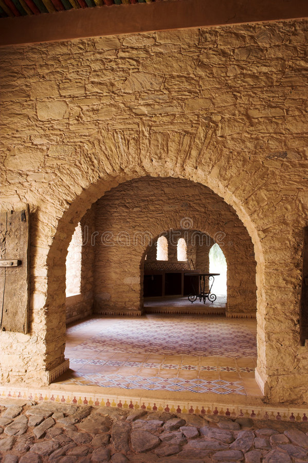 Architettura araba immagine stock libera da diritti