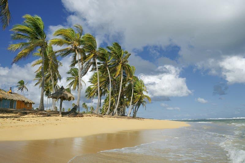 Architettura caraibica fotografia stock