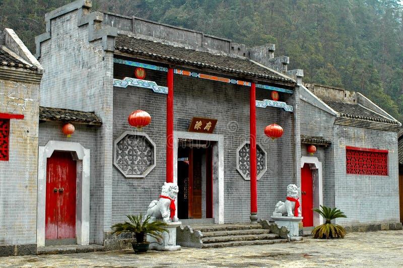 Architettura cinese antica fotografia stock immagine di for Architettura vernacolare