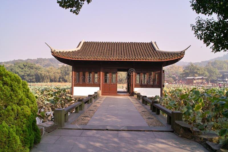 Architettura cinese classica fotografia stock immagine for Architettura classica