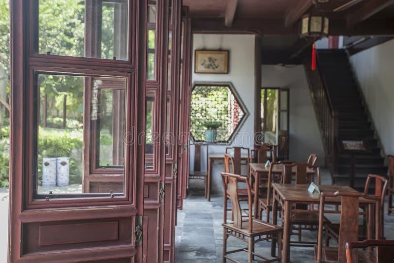 Architettura classica di Suzhou immagini stock libere da diritti
