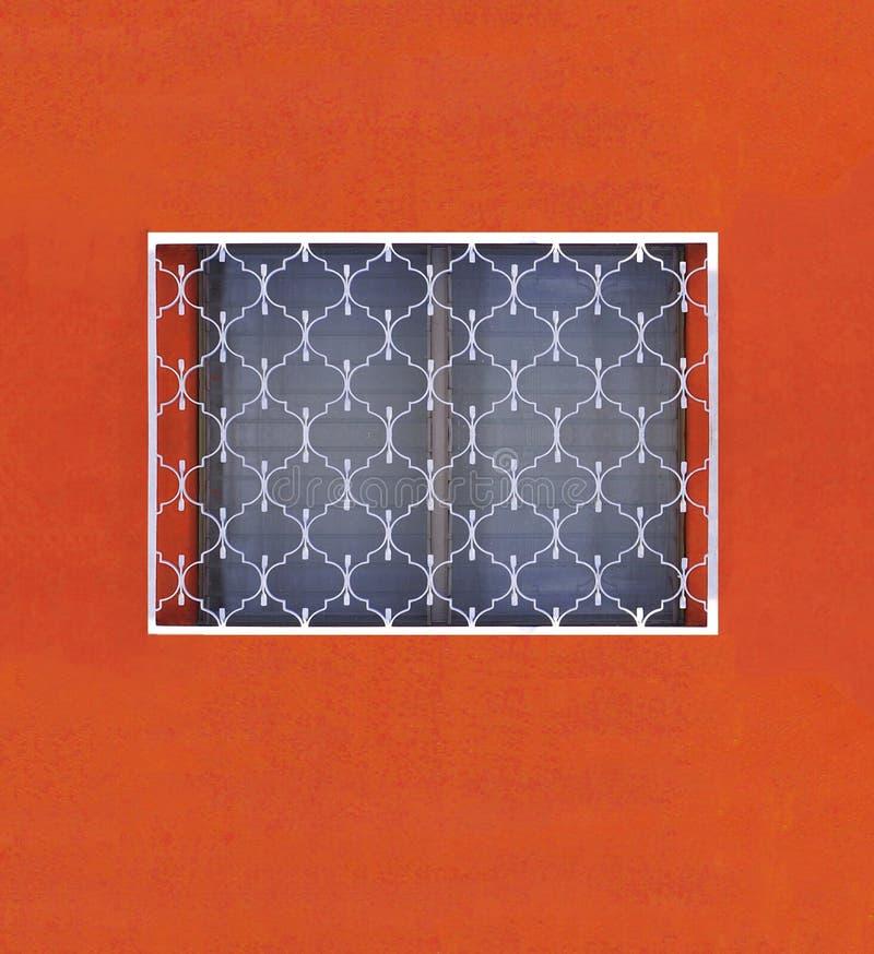ARCHITETTURA COLOURFUL DELLA PORTA & DI WINDOWS - FLORES, GUATEMALA fotografie stock