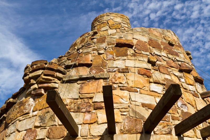 Architettura del sud-ovest immagine stock libera da diritti