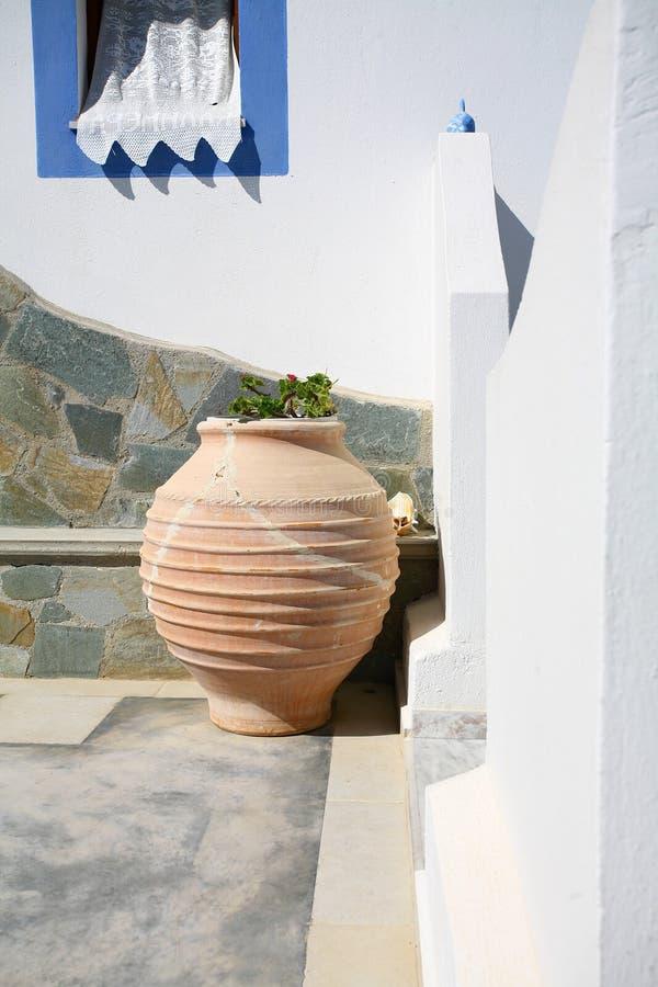 Architettura della Grecia immagine stock libera da diritti