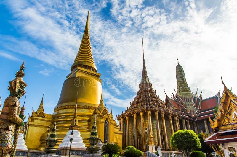 Architettura della Tailandia nei miei lifes fotografia stock