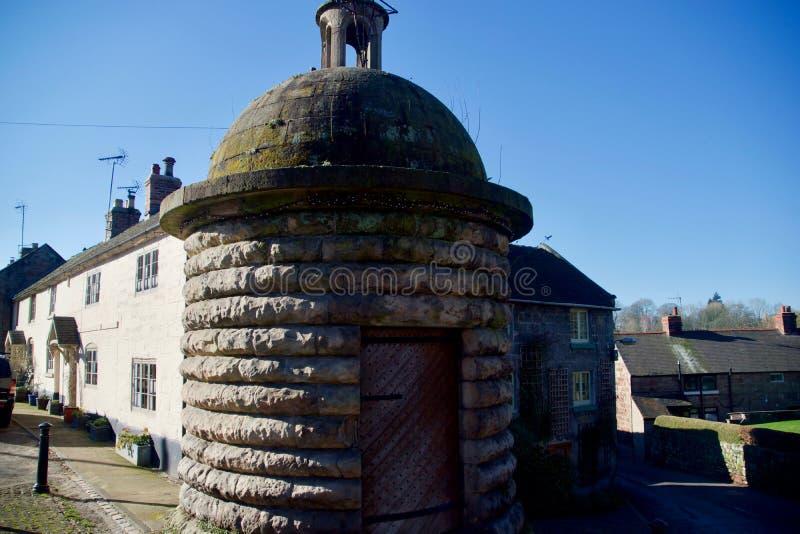Architettura di Alton Village fotografia stock libera da diritti