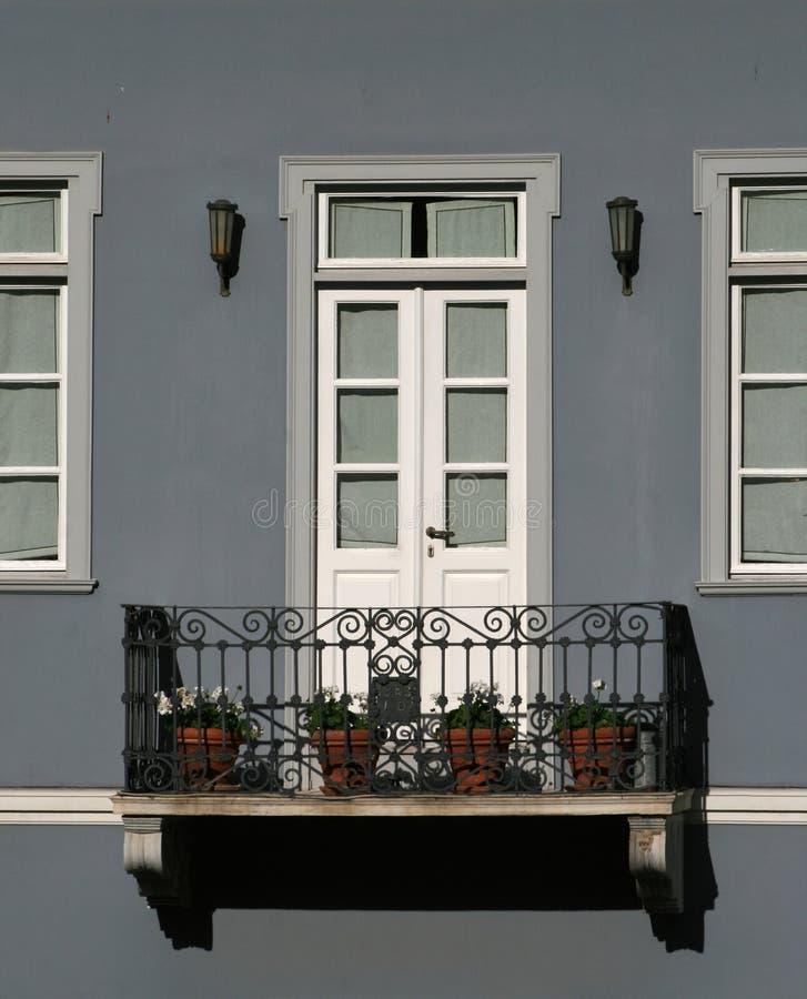 Architettura di Atene fotografie stock