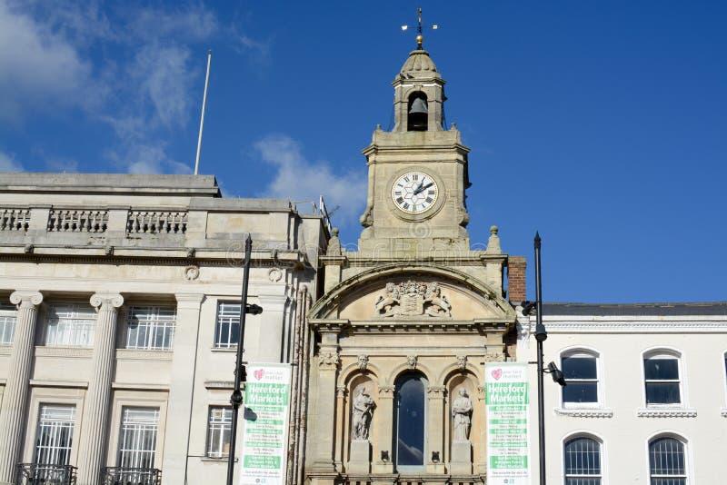 Architettura di Hereford immagine stock