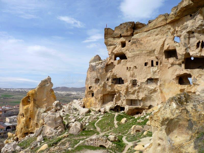 Download Architettura Di Kapadokya Capadoccia Fotografia Stock - Immagine di sette, corsa: 30827152