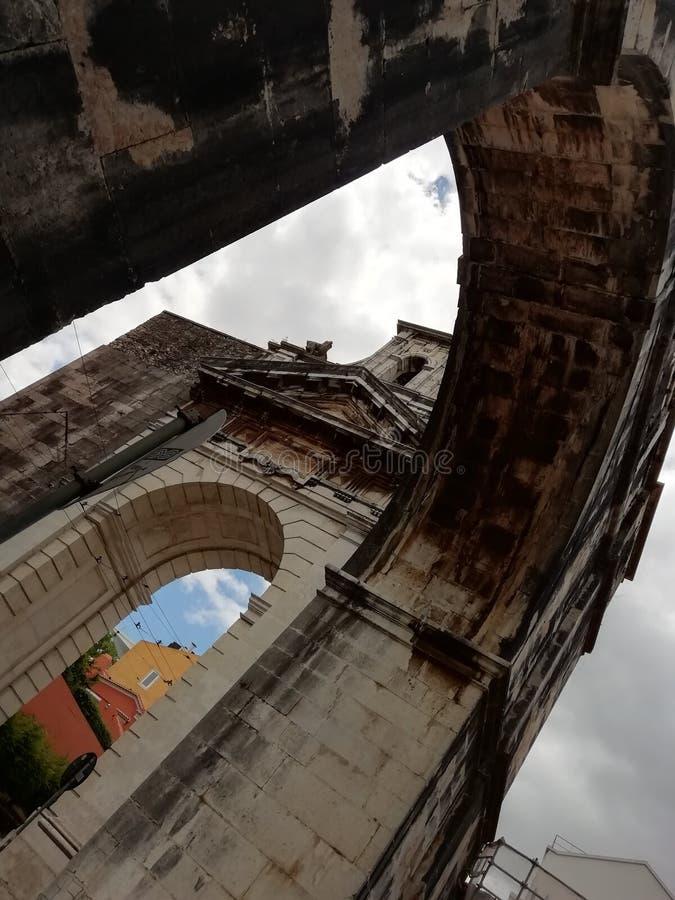 Architettura di Lisbona immagini stock libere da diritti