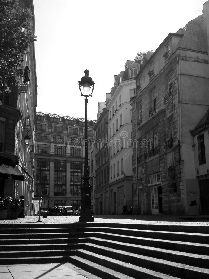 Architettura di Parigi fotografie stock libere da diritti
