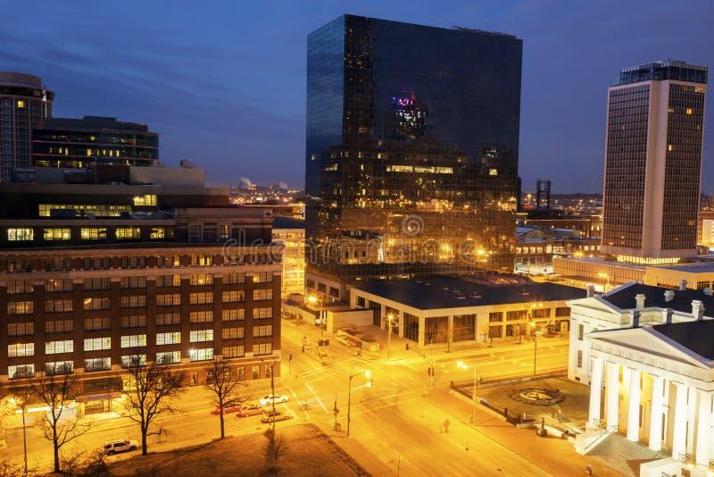 Architettura di St. Louis fotografia stock
