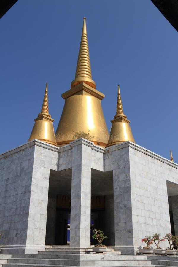 Architettura di Thailiand immagini stock