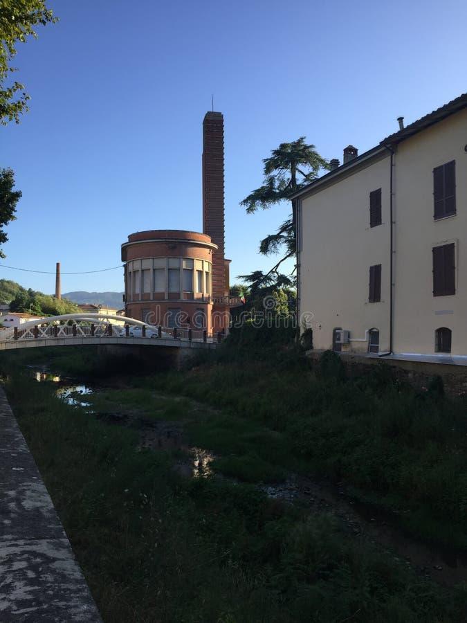 Architettura fascista italiana fotografia stock libera da diritti