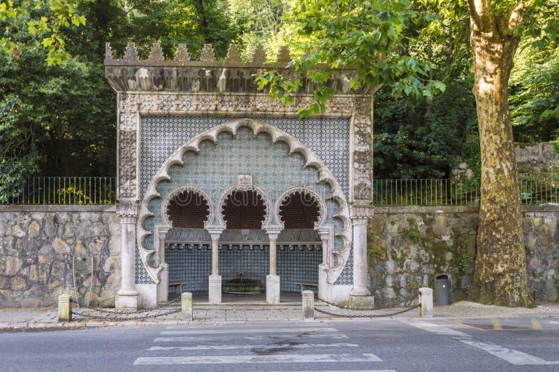 Architettura, fontana, fonte d'acqua immagine stock