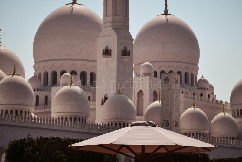 Architettura geometrica del modello di stile islamico orientale arabo fotografia stock libera da diritti