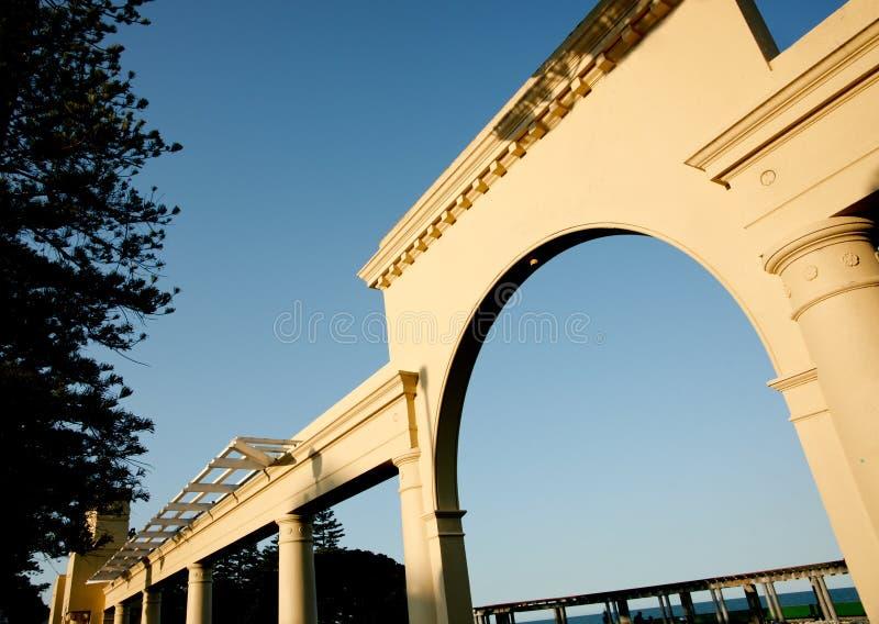 Architettura italiana di stile colonnato fotografia for Architettura italiana