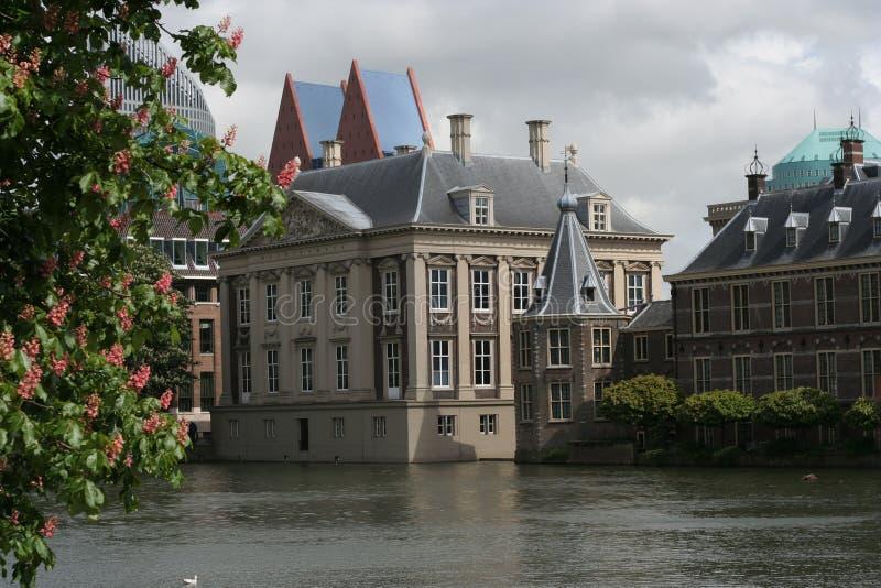 Architettura L'aia/tana Haag del architectuur fotografia stock libera da diritti