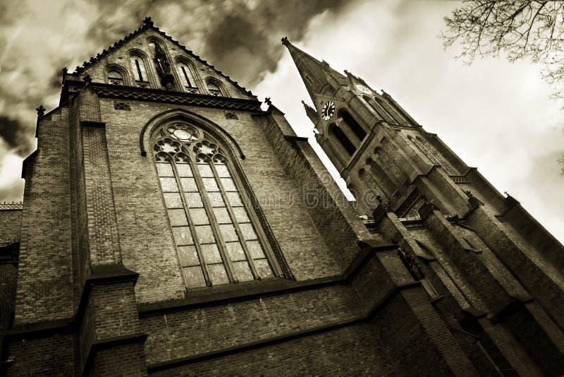 Architettura religiosa fotografia stock