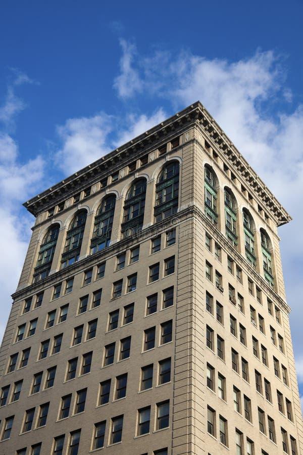 Architettura storica di Lexington immagine stock