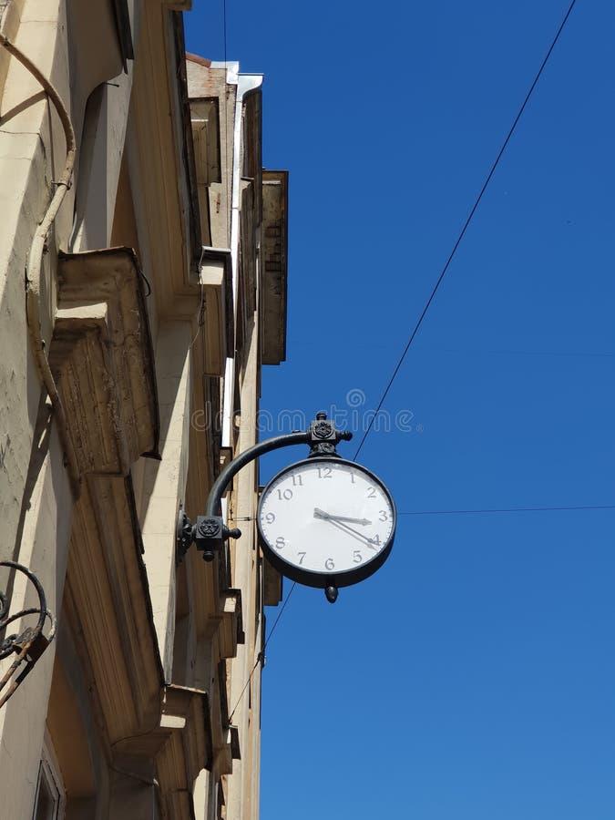 Architettura storica a Riga, Lettonia fotografie stock