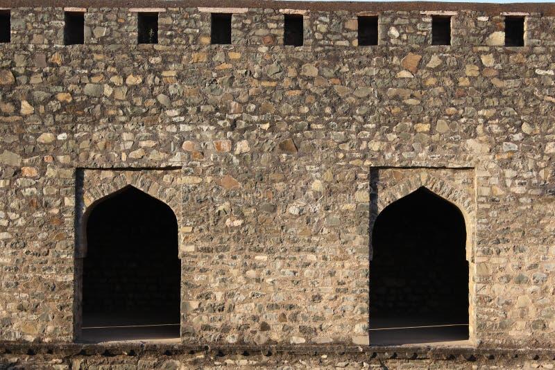 Architettura storica, tomba di khan di darya fotografia stock