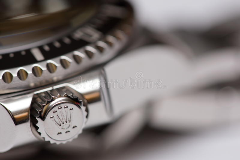 Archivbild-Rolex-Tiefseemeeresbewohner stockfotografie