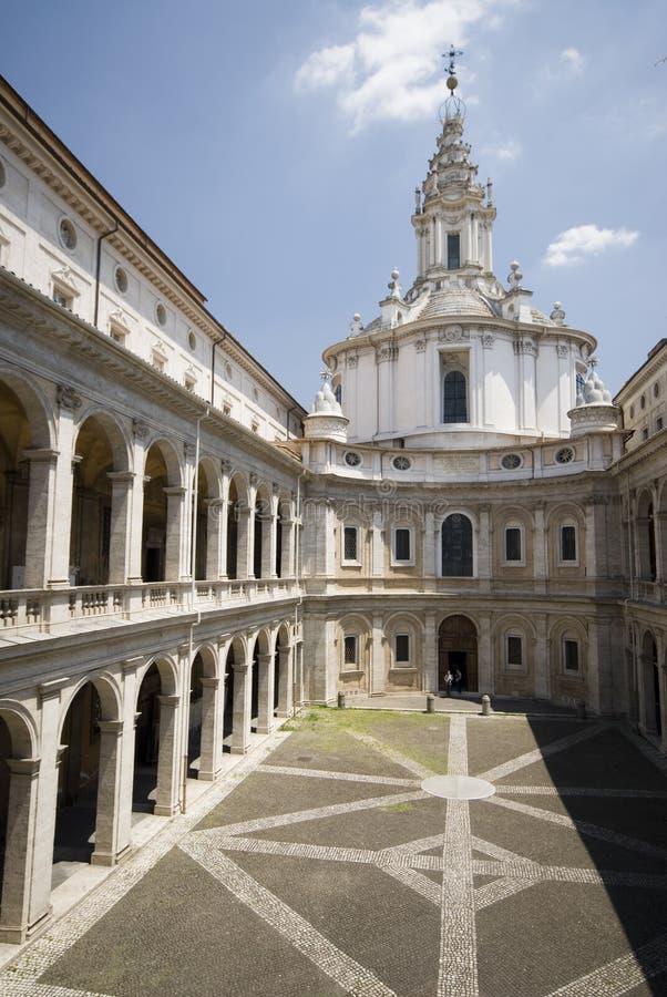 Archives d'état Rome Italie image libre de droits