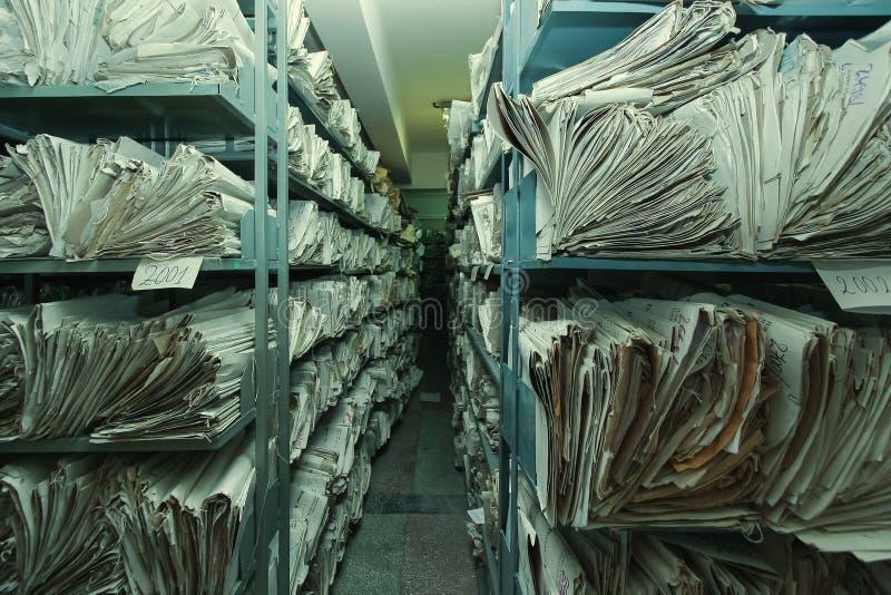Archivo fotos de archivo libres de regalías