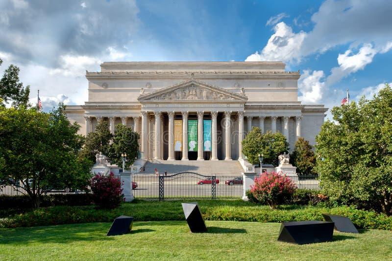 Archiwa Stany Zjednoczone Ameryka w Waszyngtońskim d C obraz stock