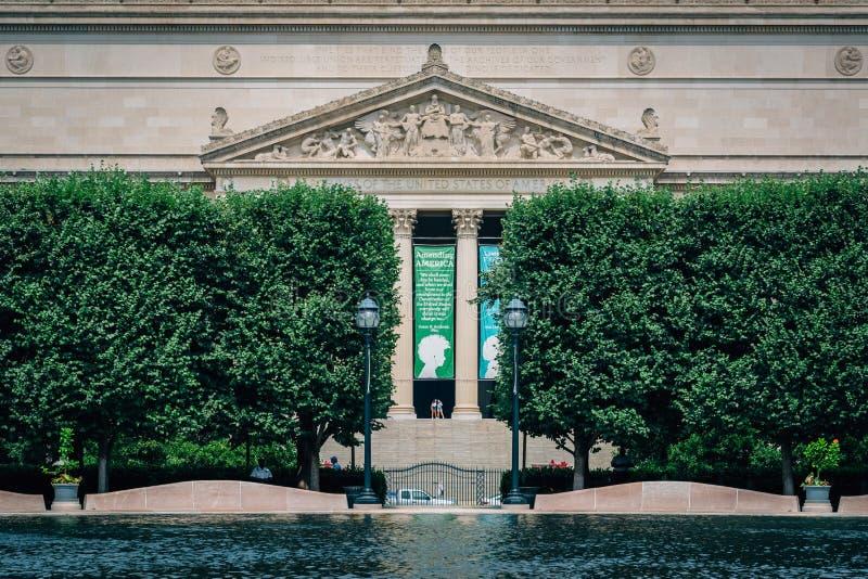Archiwa Stany Zjednoczone w Waszyngton, DC obrazy royalty free