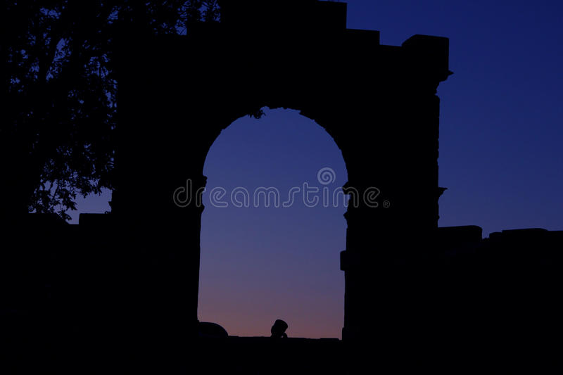 Archway royalty free stock photography
