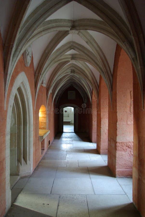 Archway silenzioso fotografia stock