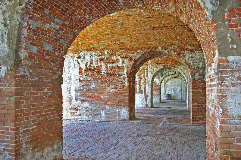 Archways (horizontal) royalty free stock image
