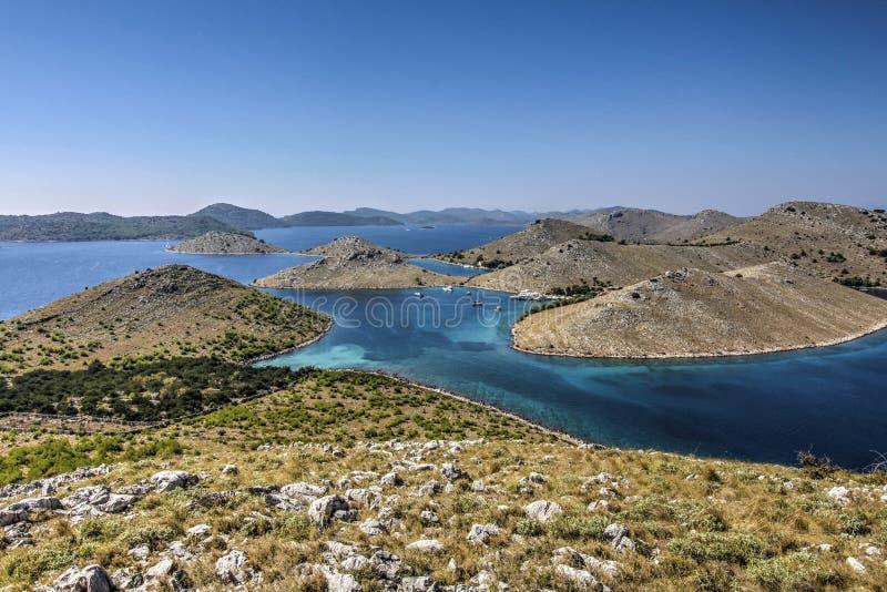 arcipelago fotografia stock libera da diritti