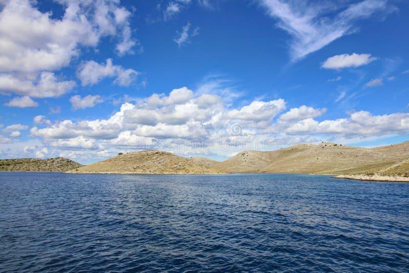 arcipelago fotografie stock